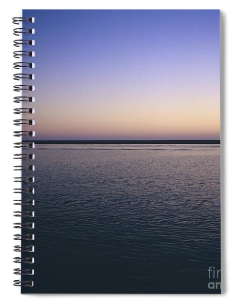Sea Spiral Notebook
