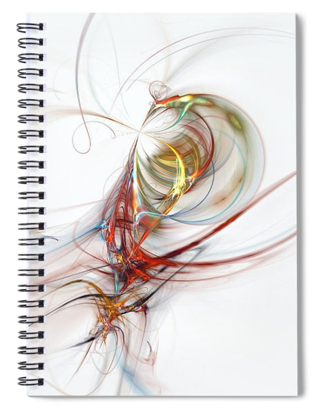 Sea Creature Spiral Notebook