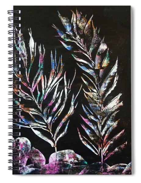 Sea Ferns Spiral Notebook