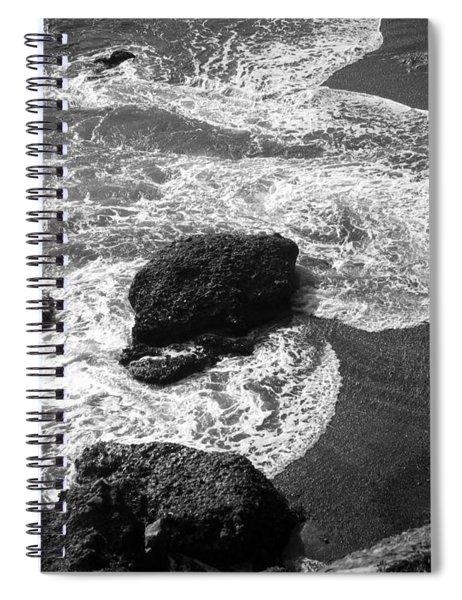 Sea Lion Cove Spiral Notebook