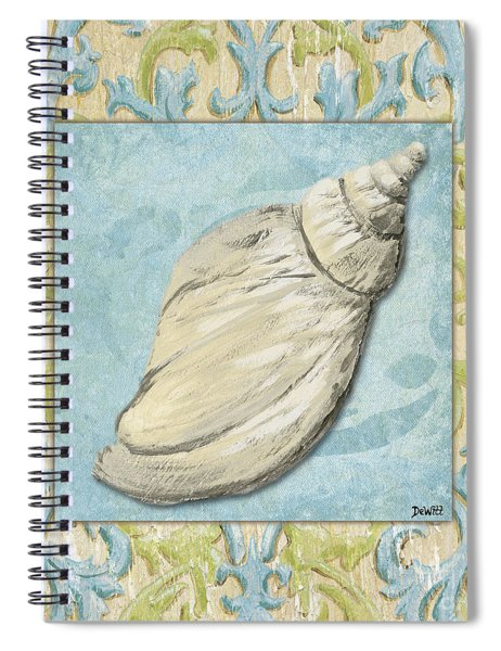 Sea Spa Bath 2 Spiral Notebook