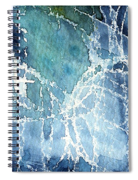Sea Spray Spiral Notebook