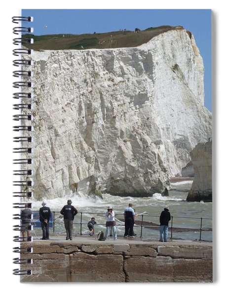 Seaford Head - East Sussex Spiral Notebook