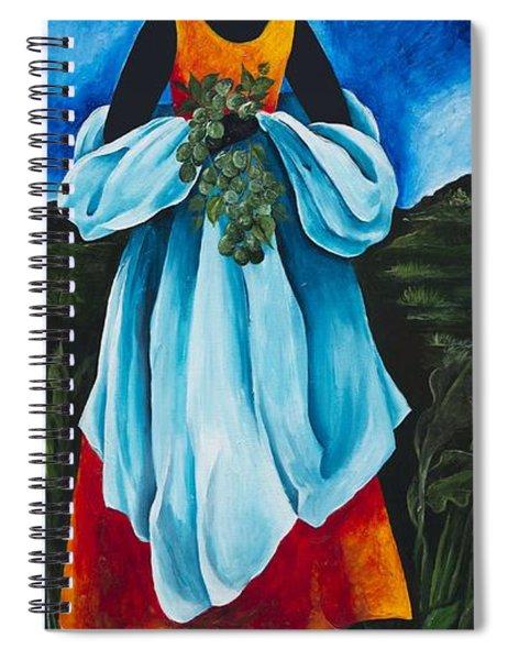 Season Quenepe Spiral Notebook