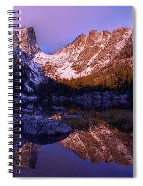 Second Light Spiral Notebook