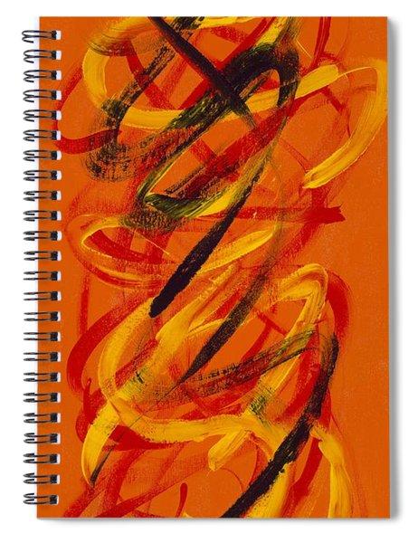 Secret Message Spiral Notebook