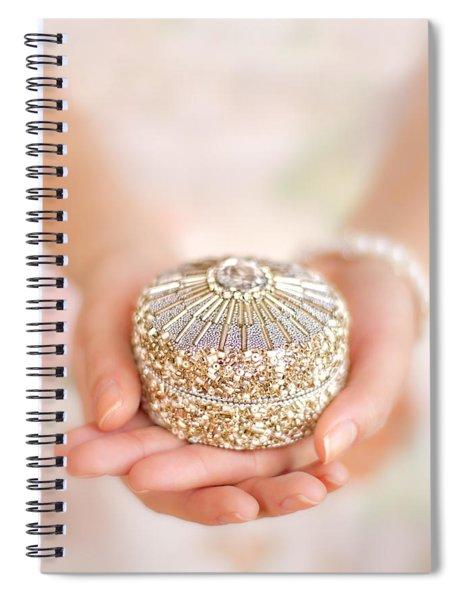 Secret Moments Spiral Notebook