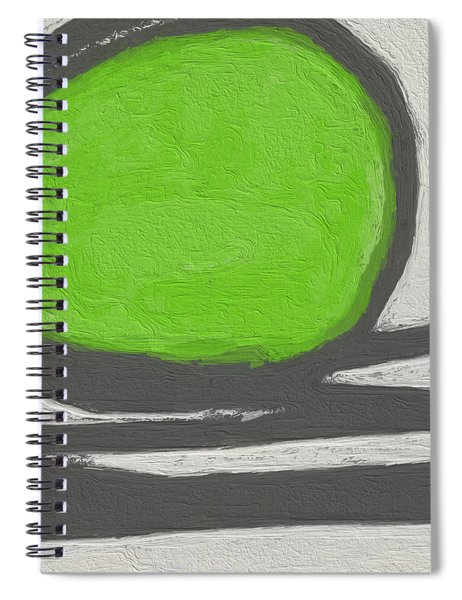 Seed Spiral Notebook