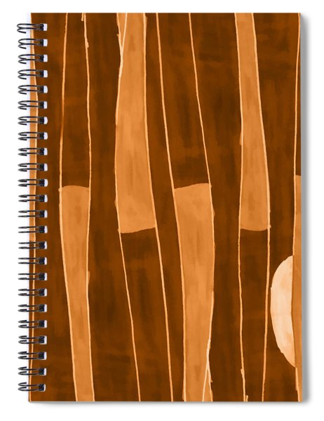 Seed Of Learning No. 1 Spiral Notebook