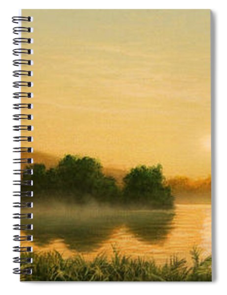 Seminole Sunset Spiral Notebook