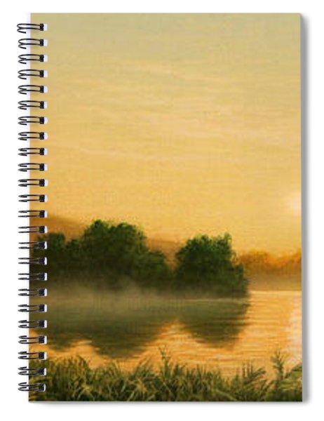 Seminole Sunset Spiral Notebook