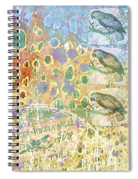 Sense Of Direction Spiral Notebook