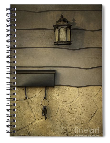 Sense Of Home Spiral Notebook