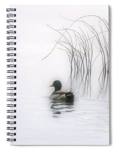 Serene Moments Spiral Notebook