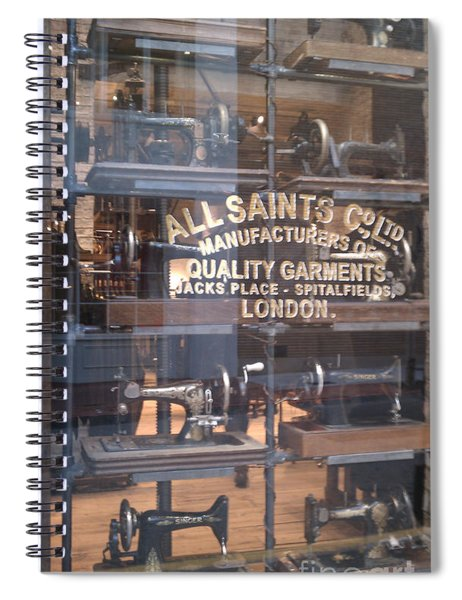 Sew What Spiral Notebook