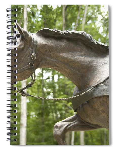 Sgt Reckless Spiral Notebook