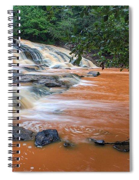 Shacktown Falls Spiral Notebook