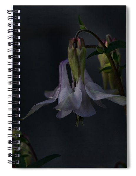 Shade Garden Jewell Spiral Notebook