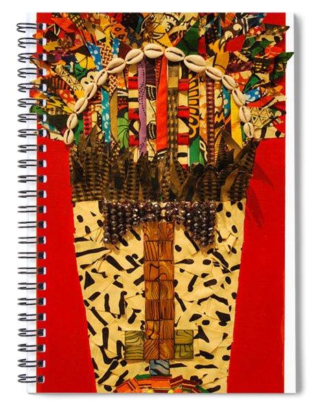 Shaka Zulu Spiral Notebook