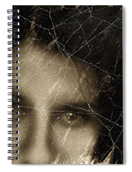She Died Before Your Eyes Spiral Notebook