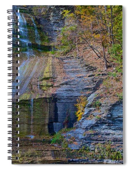 She-qua-ga Spiral Notebook