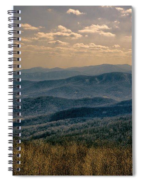 Shenandoah Vista Spiral Notebook