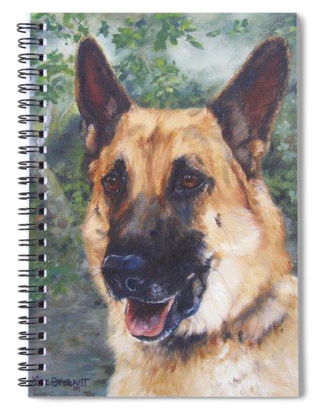 Shep Spiral Notebook