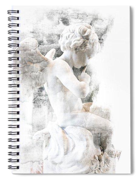 Shhhhh Spiral Notebook