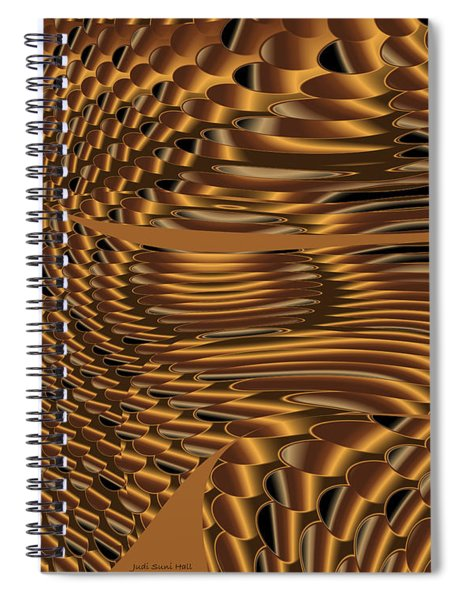 Shifting Shoals Spiral Notebook