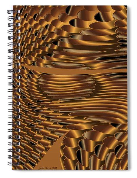 Shifting Shoals Spiral Notebook
