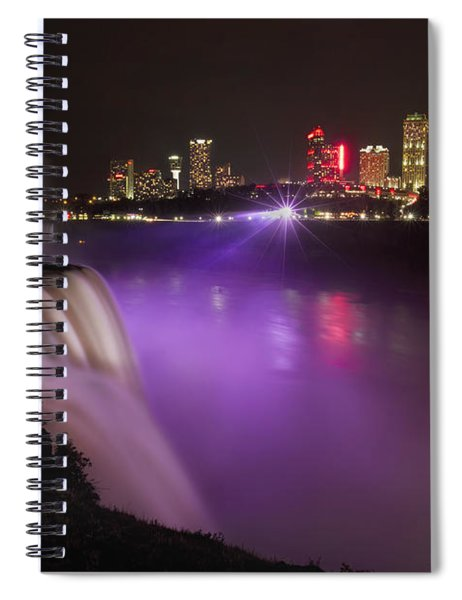 Shine On Brightly Spiral Notebook