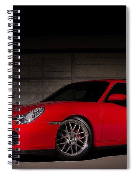 Shot In The Dark Spiral Notebook
