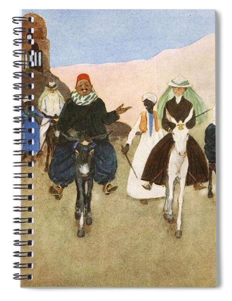 Should Women Ride Astride?, From The Spiral Notebook