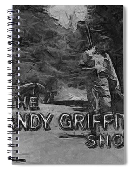 Show Cancelled Spiral Notebook