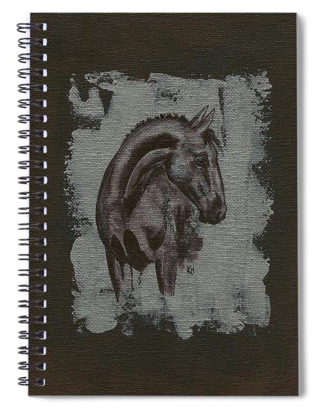 Show Horse Spiral Notebook