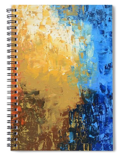 Show Me Your Glory Spiral Notebook