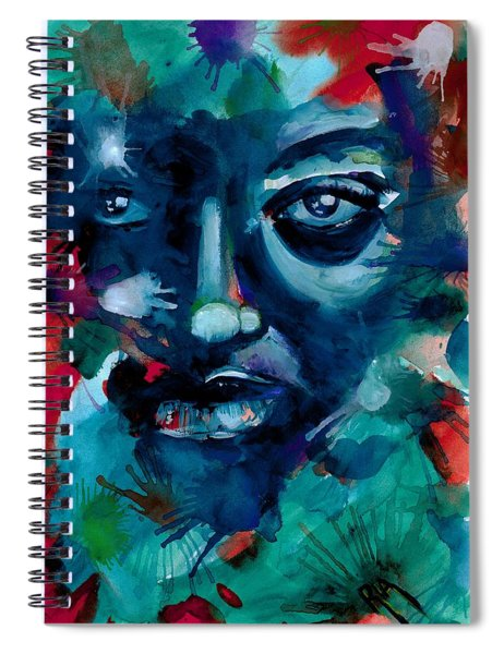 Show Me Your True Colors Spiral Notebook