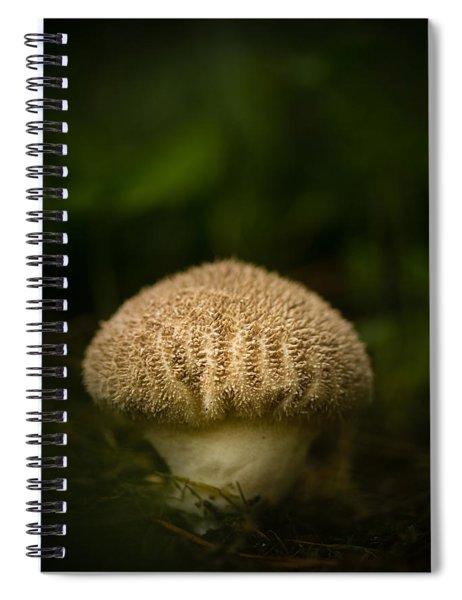 Shroomy Spiral Notebook