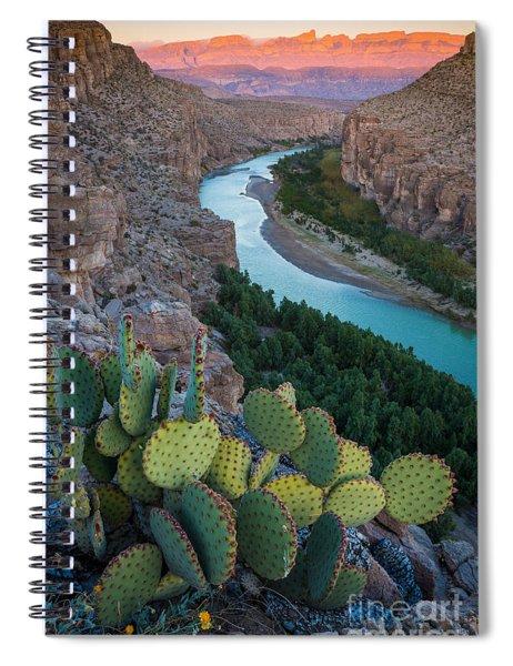 Sierra Del Carmen Spiral Notebook