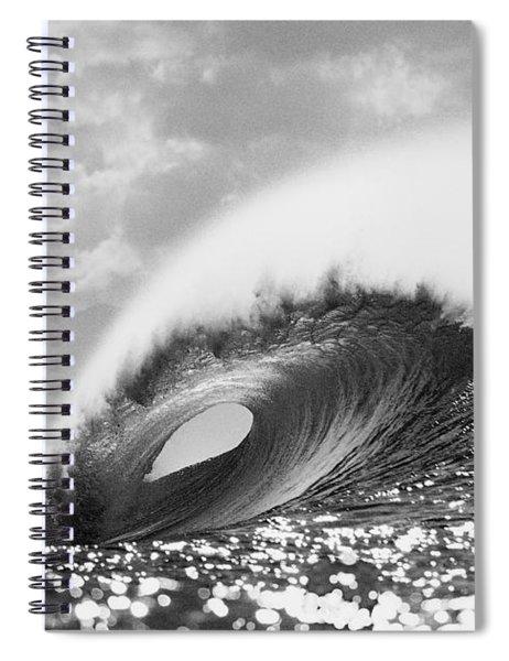 Silver Peak Spiral Notebook