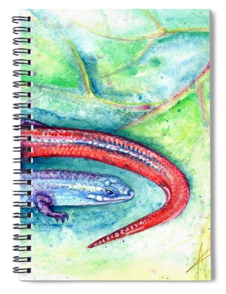 Simon Spiral Notebook