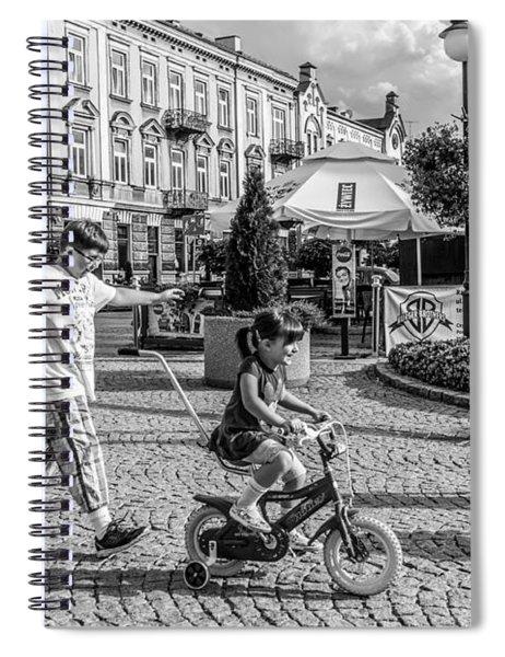 Simple Joys Spiral Notebook