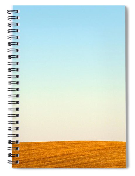 Simple Serenity Spiral Notebook