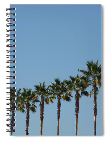 Simply Palms Spiral Notebook