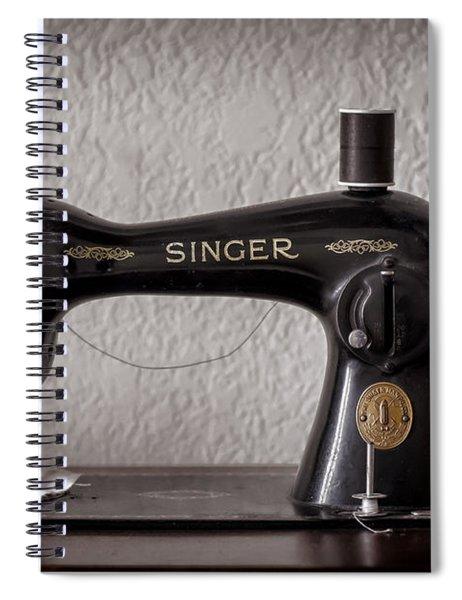 Singer Spiral Notebook