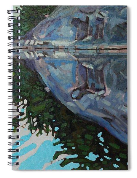 Singleton Marble Spiral Notebook