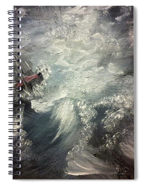 Sirens Call Spiral Notebook