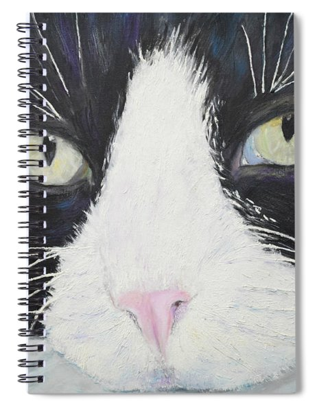 Sissi The Cat 2 Spiral Notebook