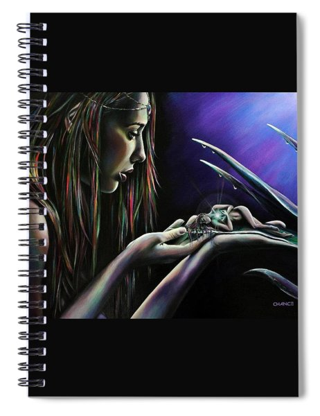 Sister Nature Spiral Notebook