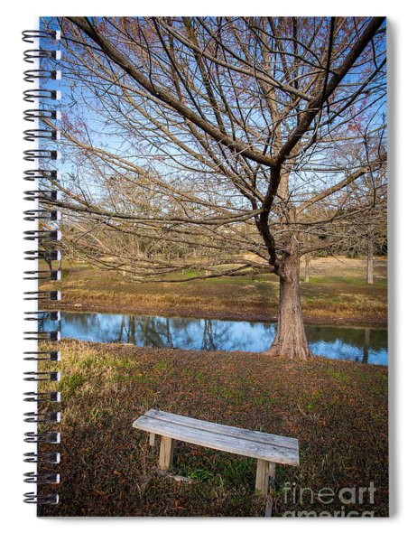 Sit And Dream Spiral Notebook